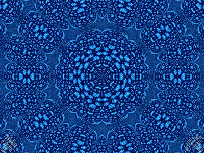 An Artwork From `The Exhibition of Mixed Arabesque, Fractal, Kaleidoscope, Spirograph, Spiral-Swirling Pattern, Symmetrical Design and Mandala Motifs`. (The artworks were made by The Tuykun Sisters who are from the visitors and fans of Artislamic.com. All rights reserved.)